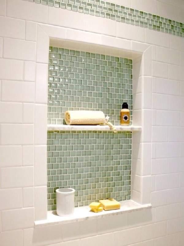 идеи ремонта маленькой ванной комнаты, фото 3