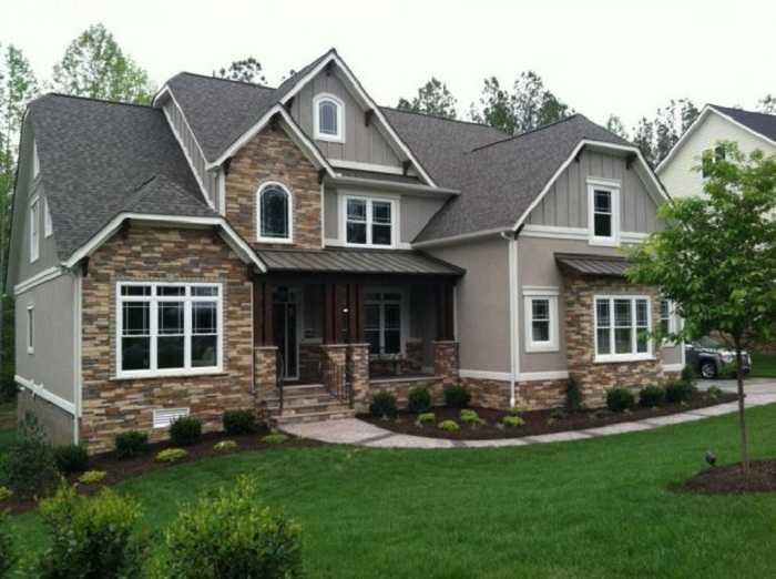 красивые фасады домов, фото 13