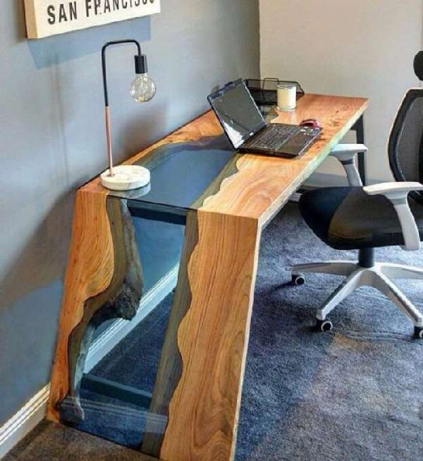 дизайнерский письменный стол, фото 22