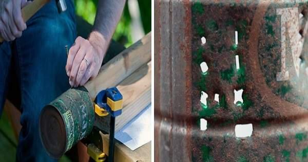 светильники для сада своими руками, фото 6