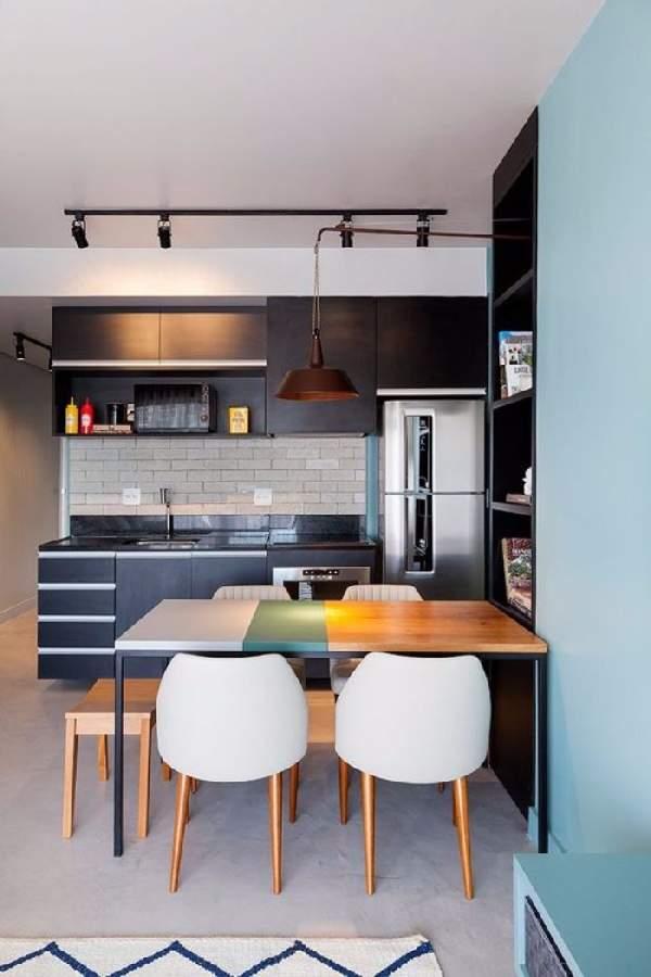 дизайн кухни 6 кв м, фото 15