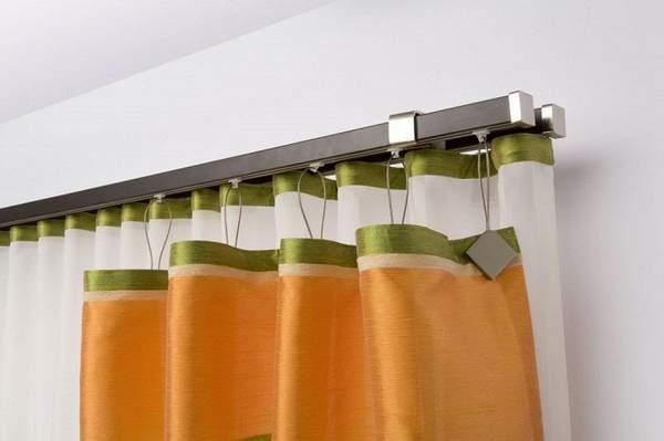 потолочный карниз для штор, фото 15
