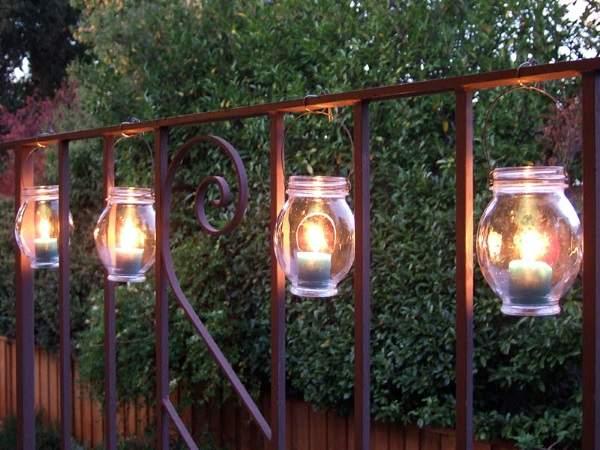садовый светильник своими руками, фото 10