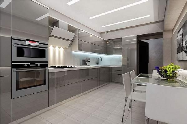 дизайн кухни в хрущевке, фото 33