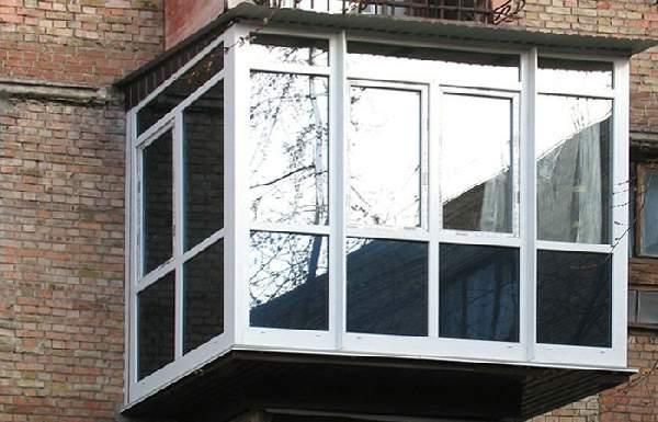 французский балкон в хрущевке, фото 17