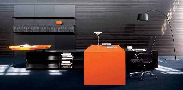 деревянные дизайнерские столы, фото 24