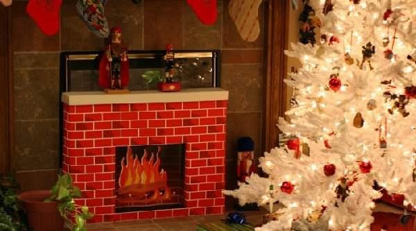 как украсить комнату на новый год ютуб, фото 24