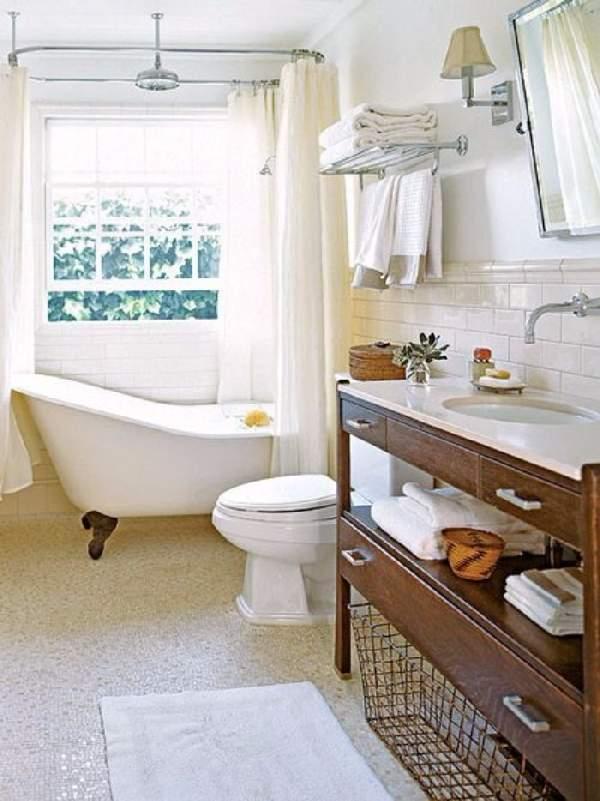 ремонт маленькой ванной совмещенной с туалетом фото, фото 6
