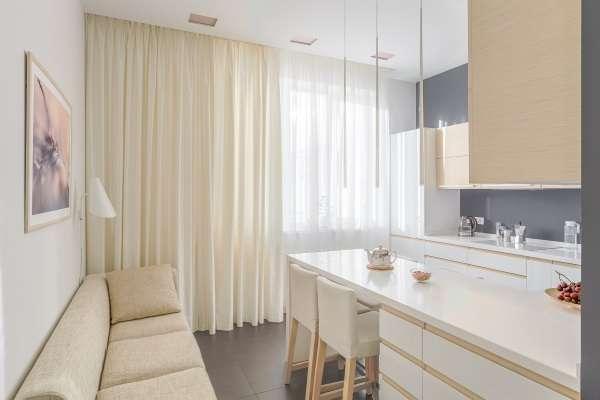 диван узкий на кухню раскладной, фото 25