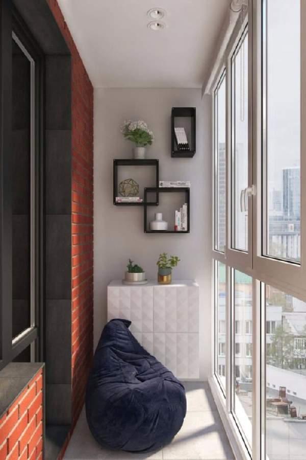 французский балкон в хрущевке, фото 20