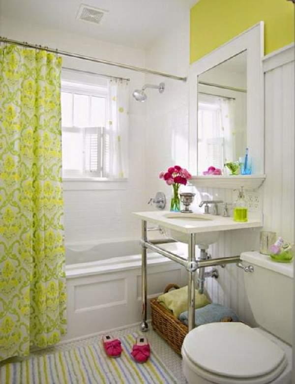 ремонт маленькой ванной комнаты и туалета, фото 7