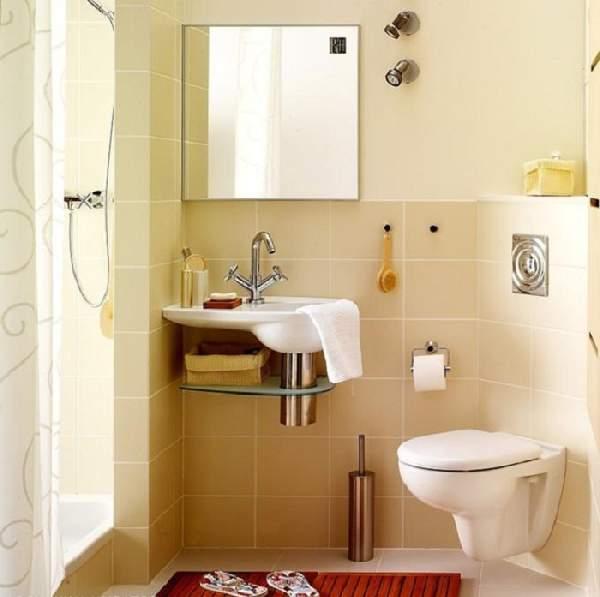 дизайн ремонта маленькой ванны, фото 18