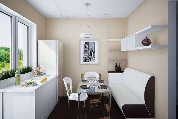 диван узкий на кухню раскладной, фото 26