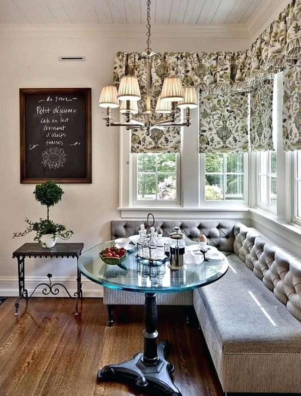 раскладной диван на кухню, фото 27