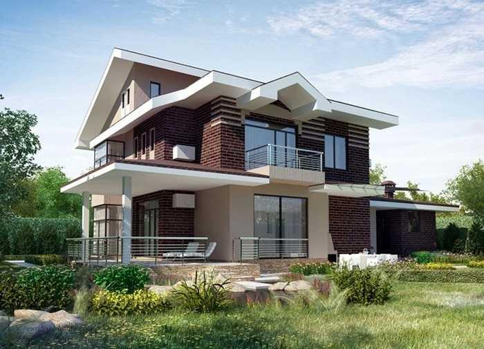 самые красивые дома, фото 33