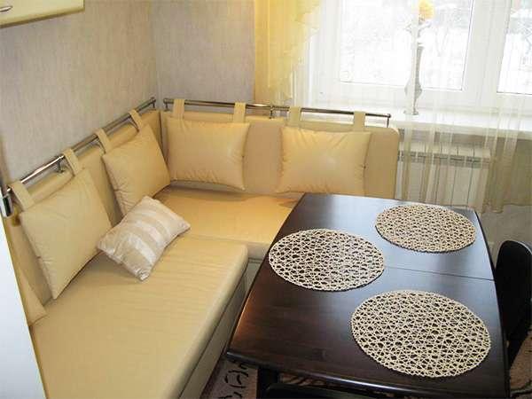диван узкий на кухню раскладной, фото 29