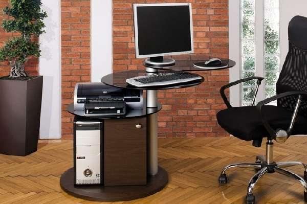 дизайнерский стол для компьютера, фото 37