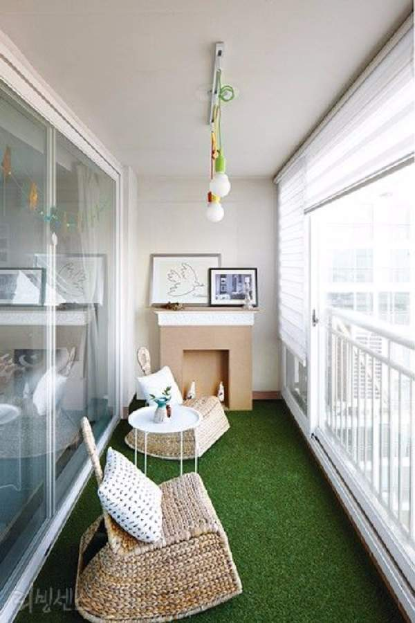 отделка французских балконов, фото 39