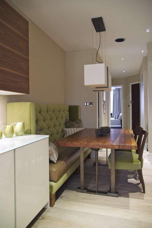 диван узкий на кухню раскладной, фото 21