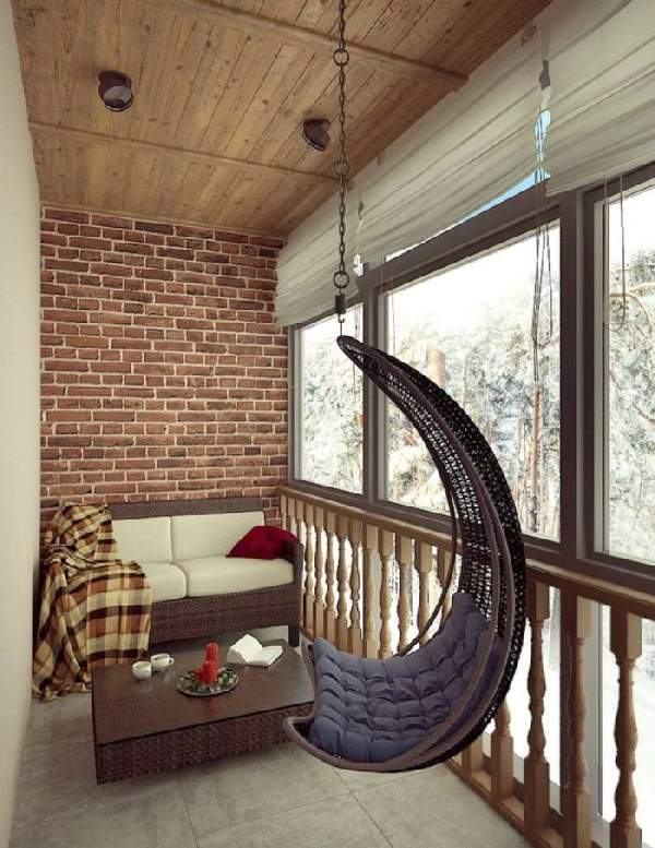 французский балкон, фото 4