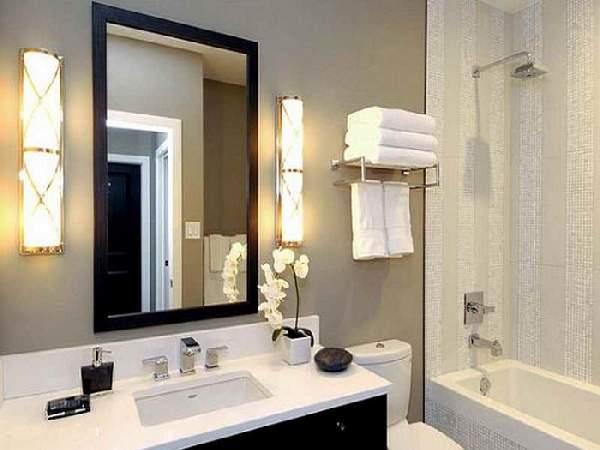 ремонт маленькой ванной, фото 35