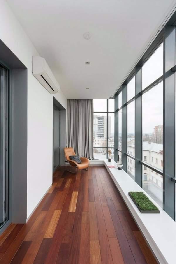отделка французских балконов, фото 40