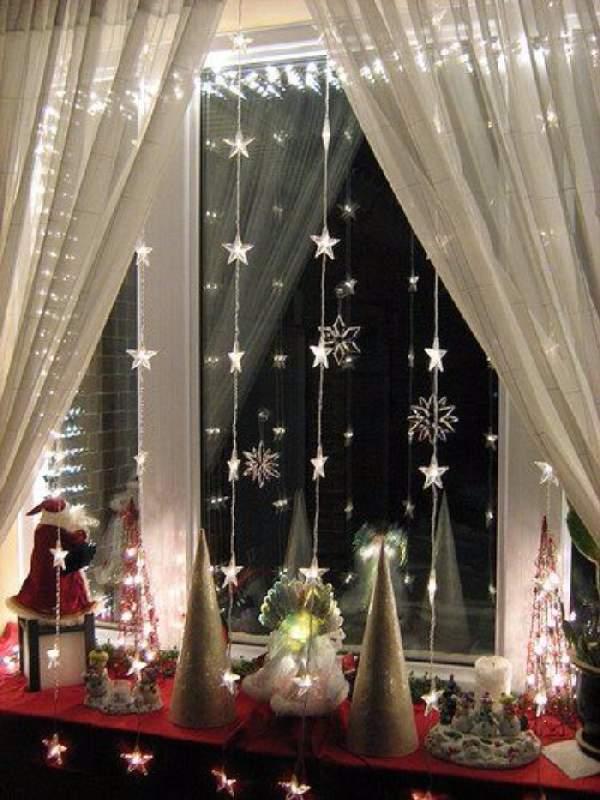 как украсить сказочно комнату на новый год, фото 37