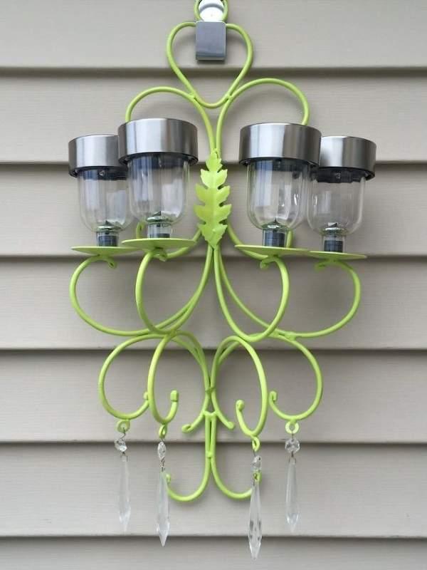 садовый светильник на солнечной батарее своими руками, фото 29