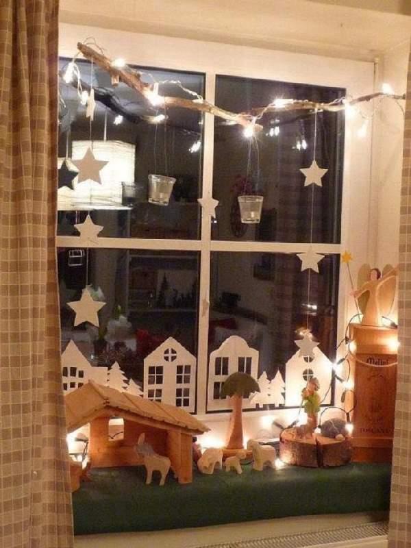 как уютно украсить комнату к новому году, фото 38