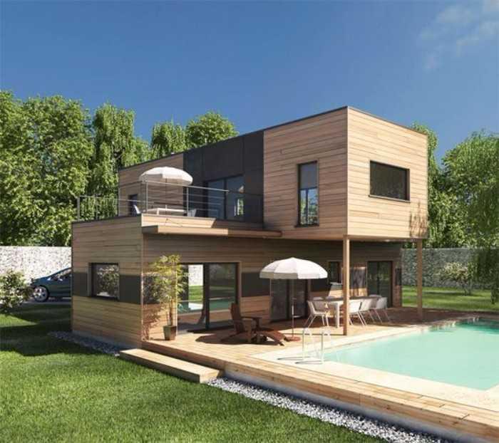 как построить красивый дом, фото 3
