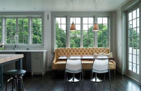 диван узкий на кухню раскладной, фото 23