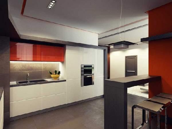 дизайн кухни 2017, фото 3