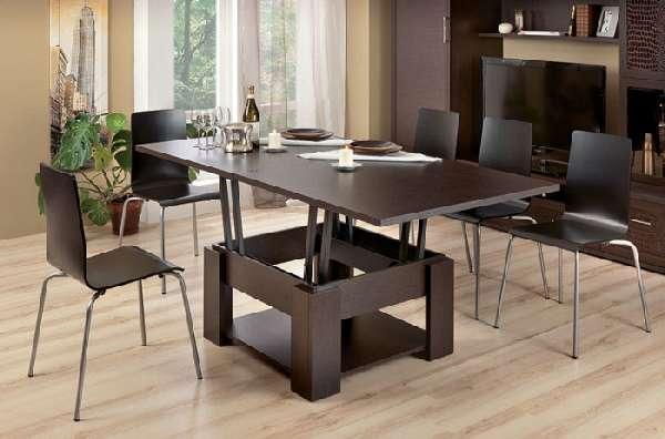 дизайнерские раскладные столы, фото 39