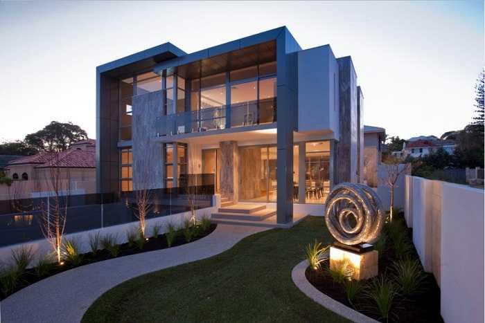 как построить красивый дом, фото 44