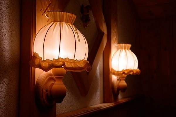 Как сделать настенные светильники фото 974