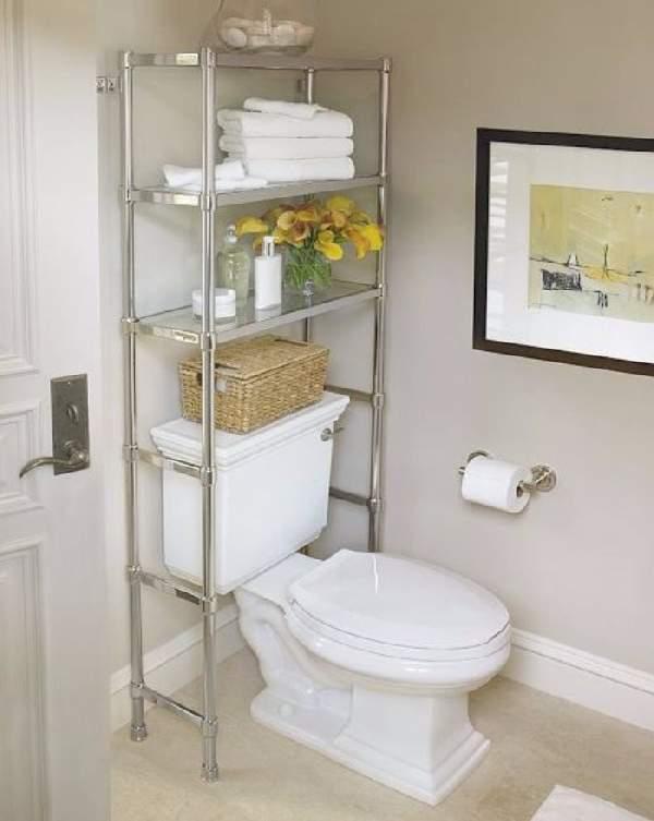 ремонт маленькой ванной, фото 32
