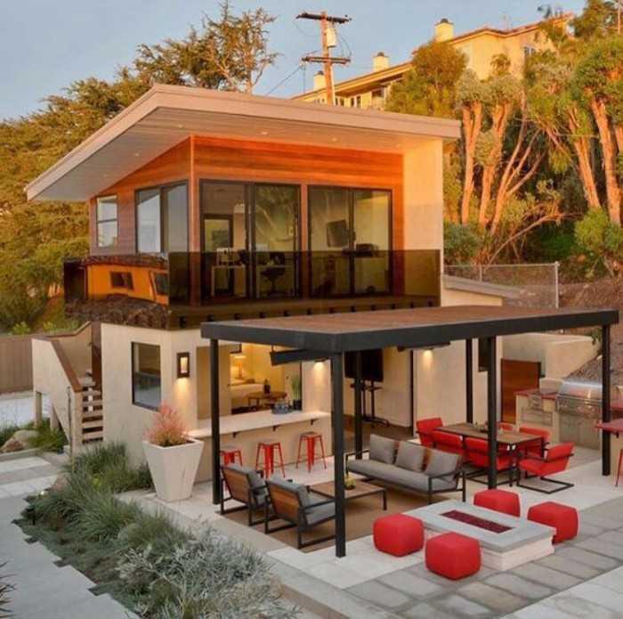 как сделать красивый дом, фото 45