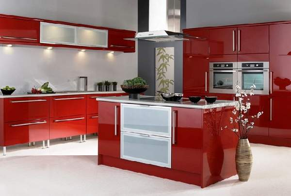 дизайн кухни 6 кв м, фото 5