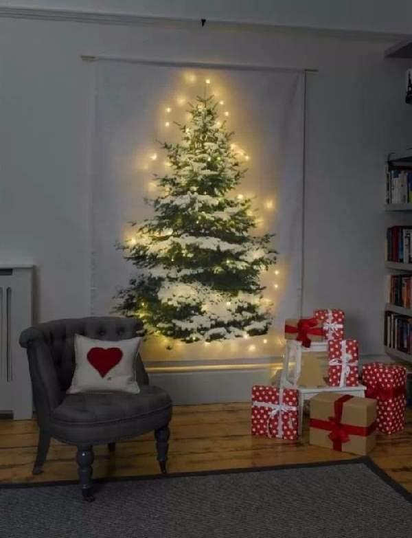как украсить комнату на новый год, фото 29