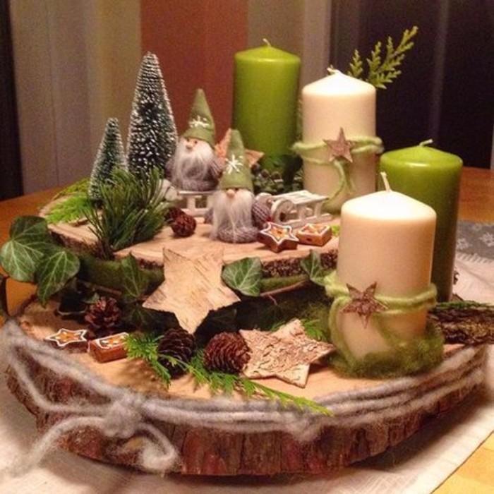 новогодний эко декор, фото 46