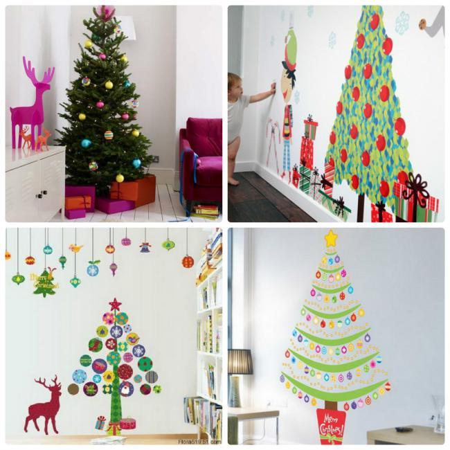Для украшения комнаты детей на новый год, фото 27
