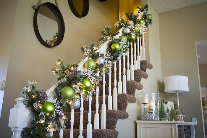 Новогодний декор для дома, фото 20