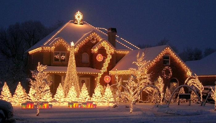 Новогодний декор для дома, фото 19
