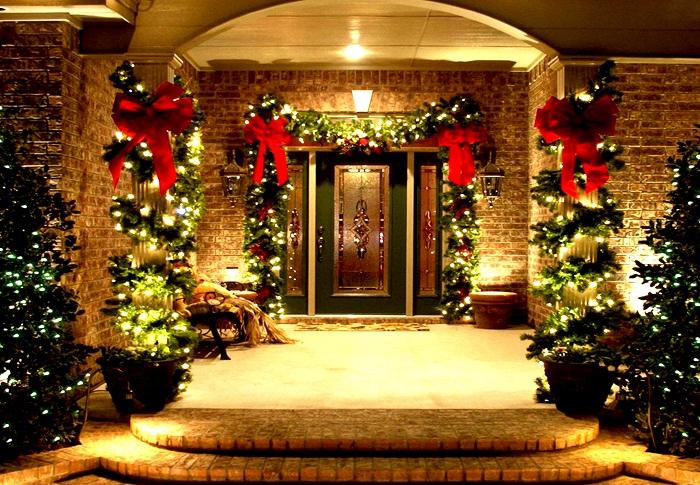 Новогодний декор для дома, фото 18