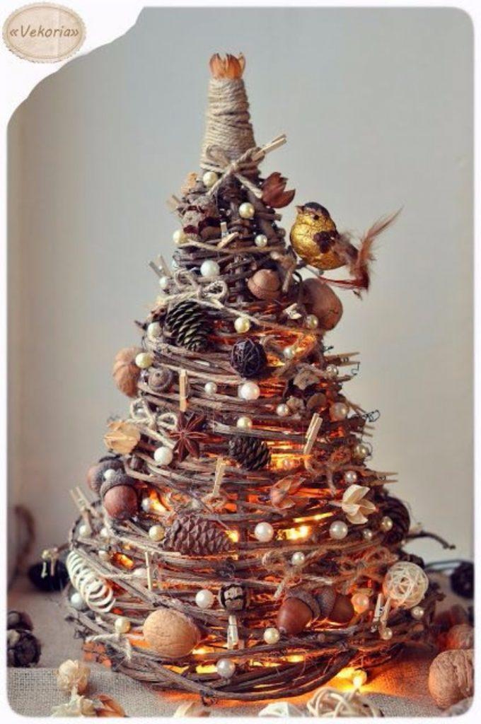 новогодний эко декор, фото 45