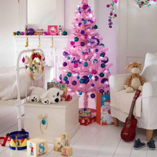 Украшение детской комнаты на новый год, фото 40
