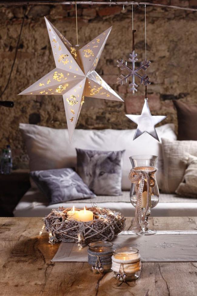 Украшение комнаты на новый год, фото 3