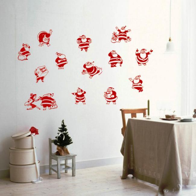 Украшение комнаты к новому году своими руками, фото 8