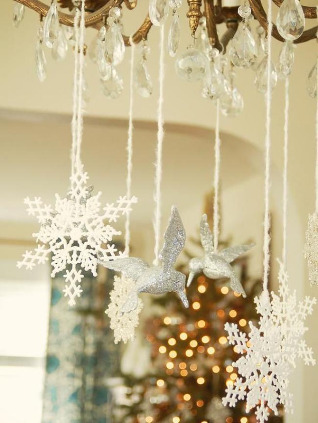 Украшение комнаты на новый год, фото 4