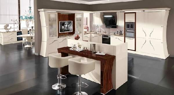 дизайнерские столы для кухни, фото 45